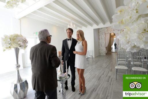 civil wedding non religious stress free