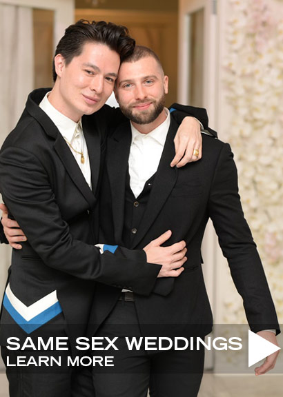 same sex weddings