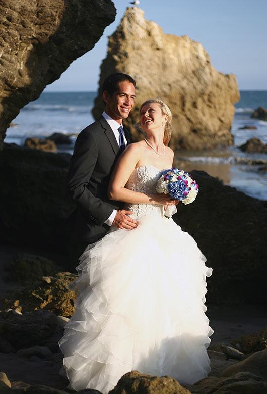 Albertson Wedding Chapel In Los Angeles Beach Weddings By
