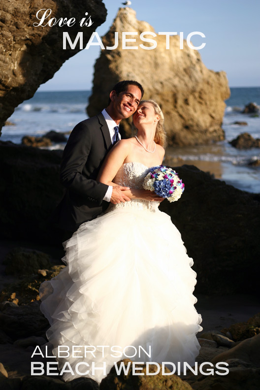 Beach Weddings by Albertson Wedding Chapel
