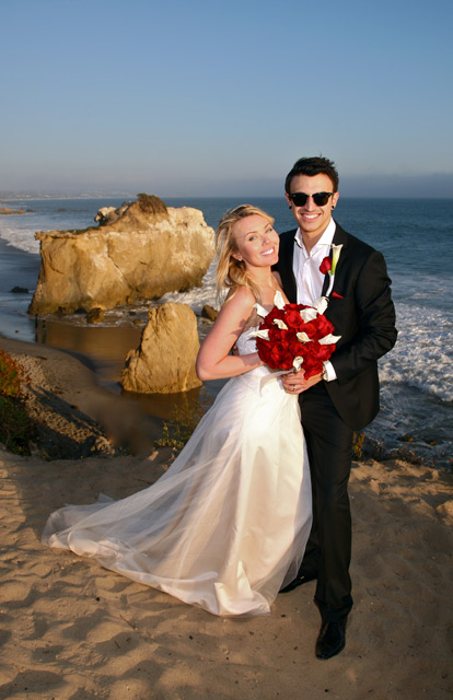 Albertson Beach Weddings in Los Angeles