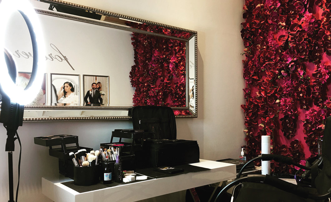 Affordable wedding hair and make up