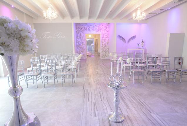 Albertson Wedding Chapel interior