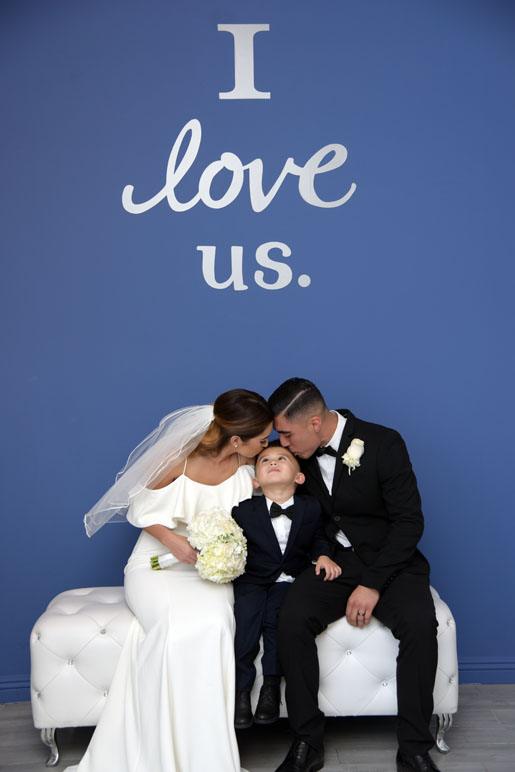 Albertson Wedding Chapel Love