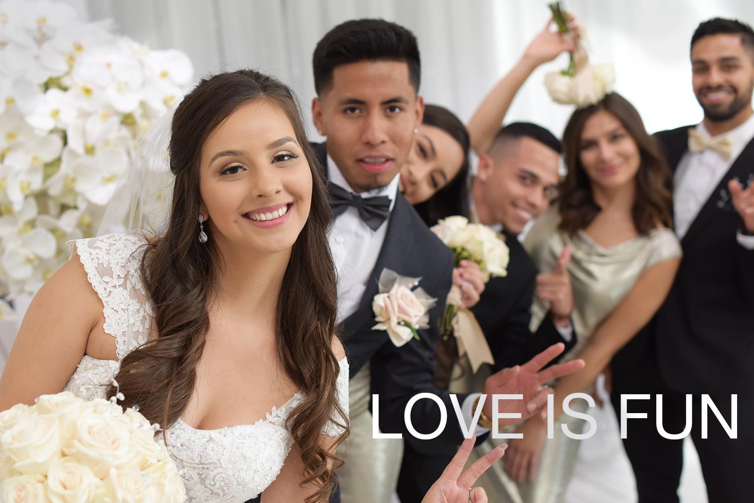 civil wedding at albertson wedding chapel