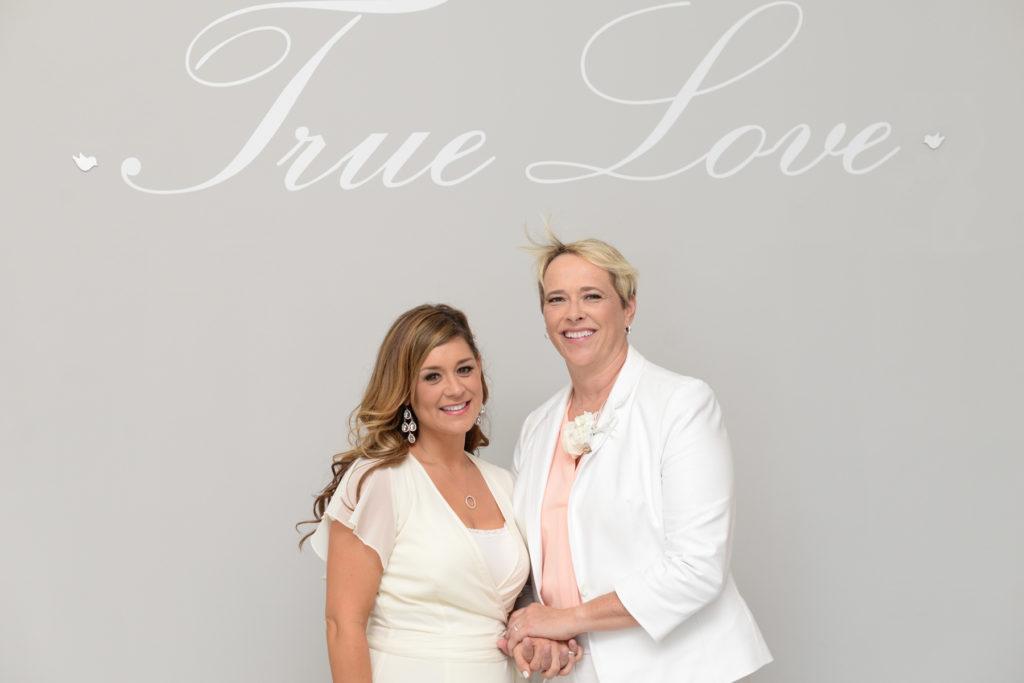 same sex wedding in los angeles