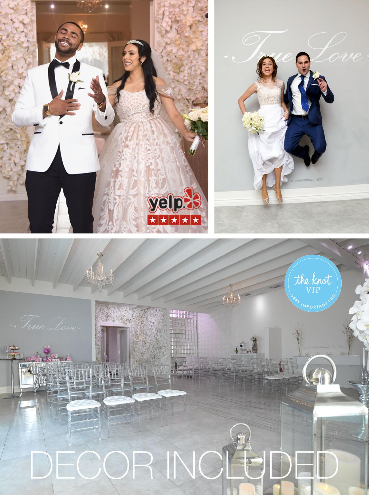 Homepage albertson wedding chapel couples