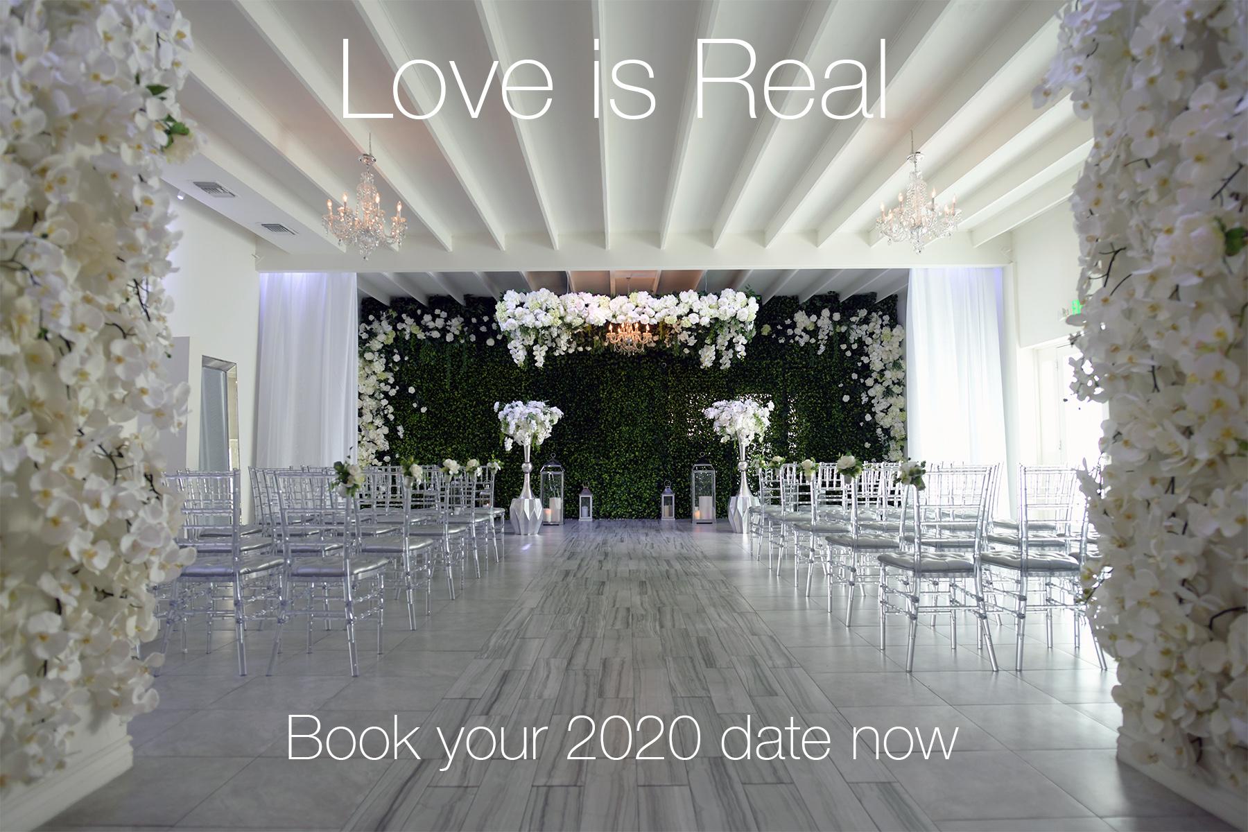 Albertson Wedding Chapel interior image 2020
