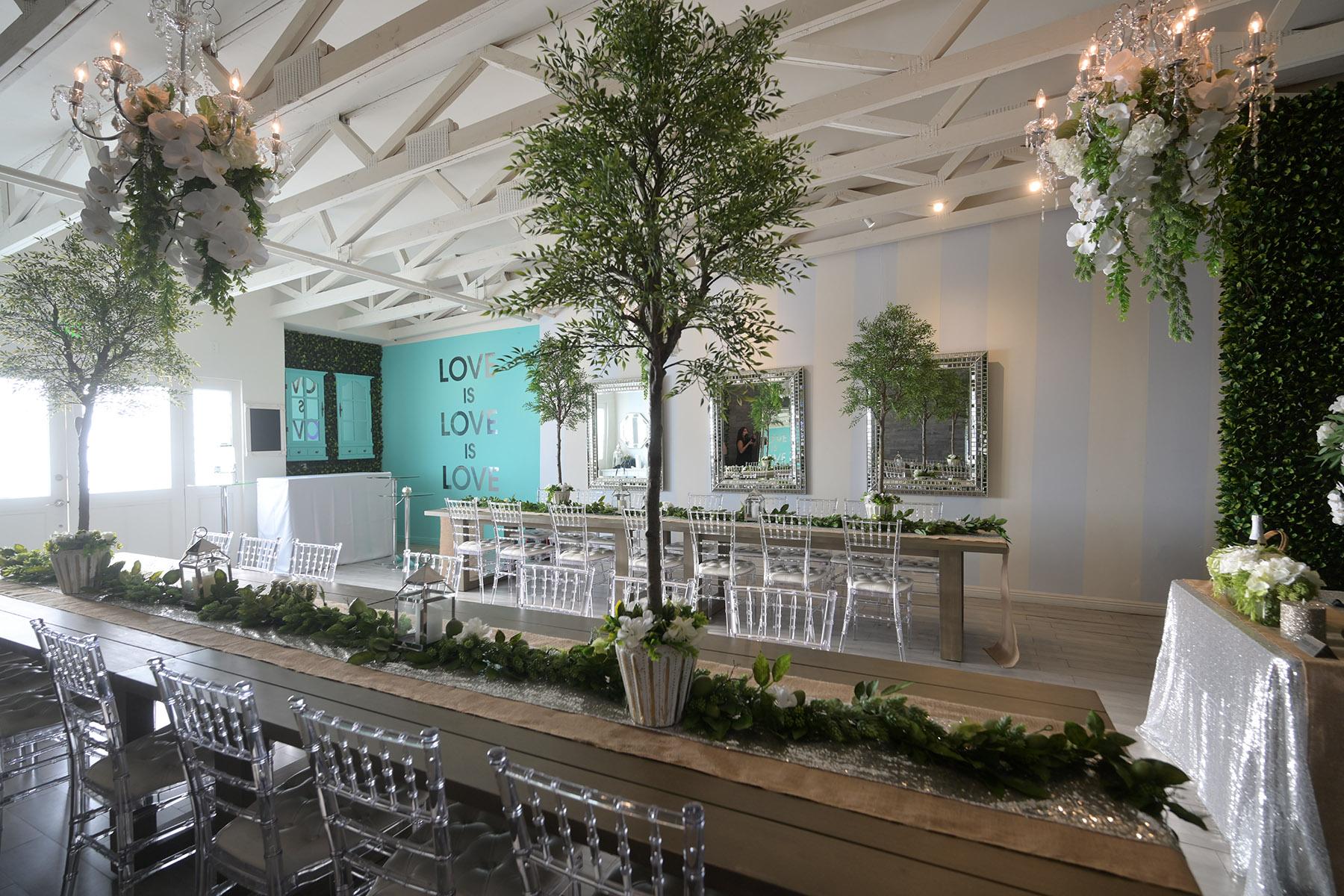 albertson wedding chapel receptions