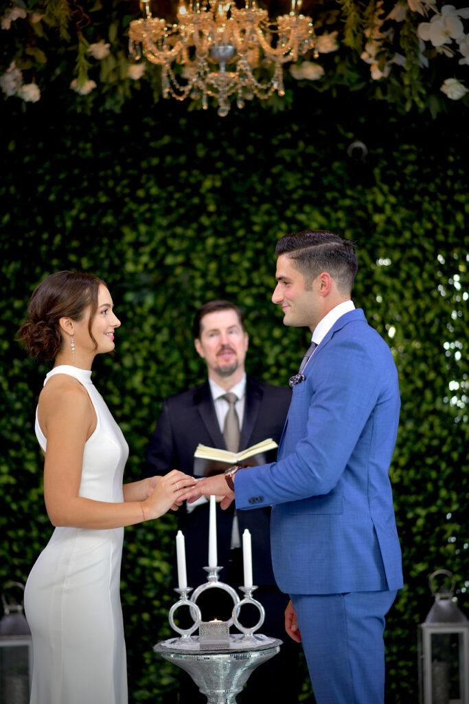 Albertson wedding chapel photography 2020