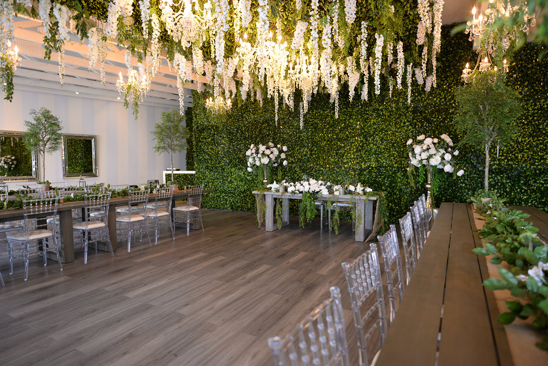 wedding reception packages in los angeles