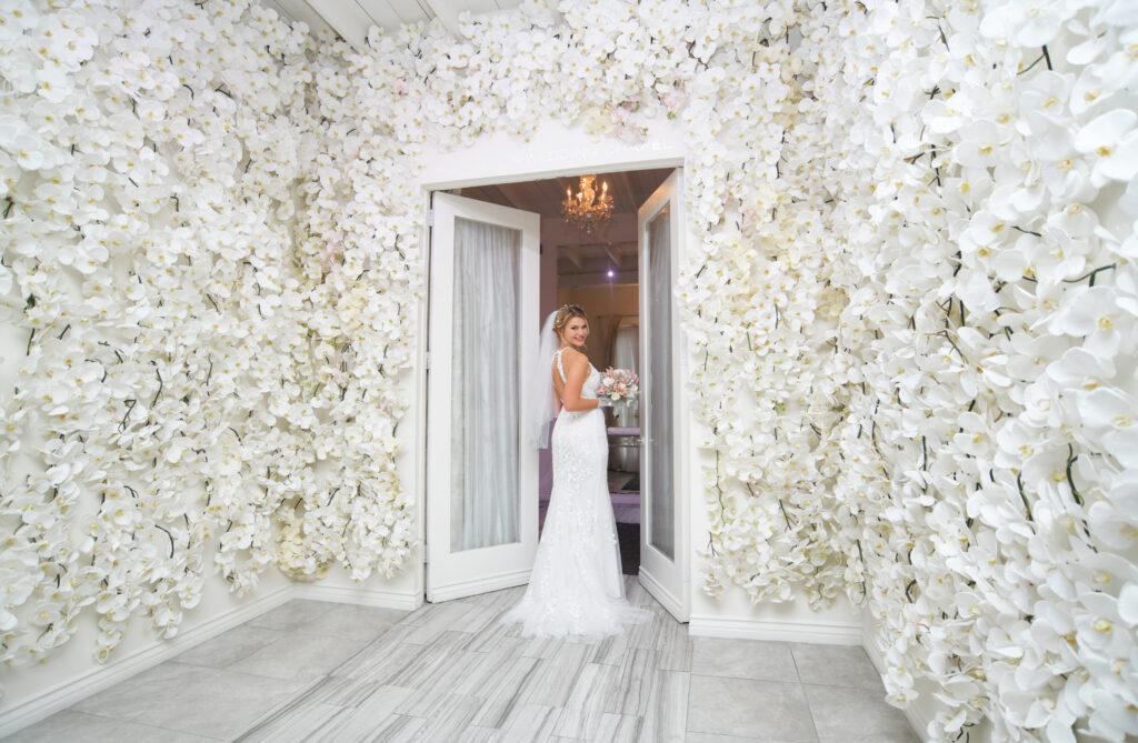 albertson wedding chapel flowers