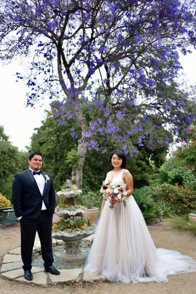 albertson garden wedding photography