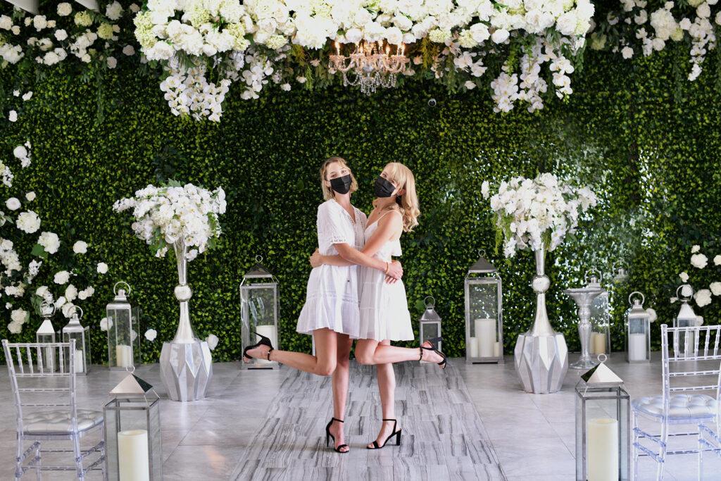 albertson wedding chapel civil wedding ceremonies masked