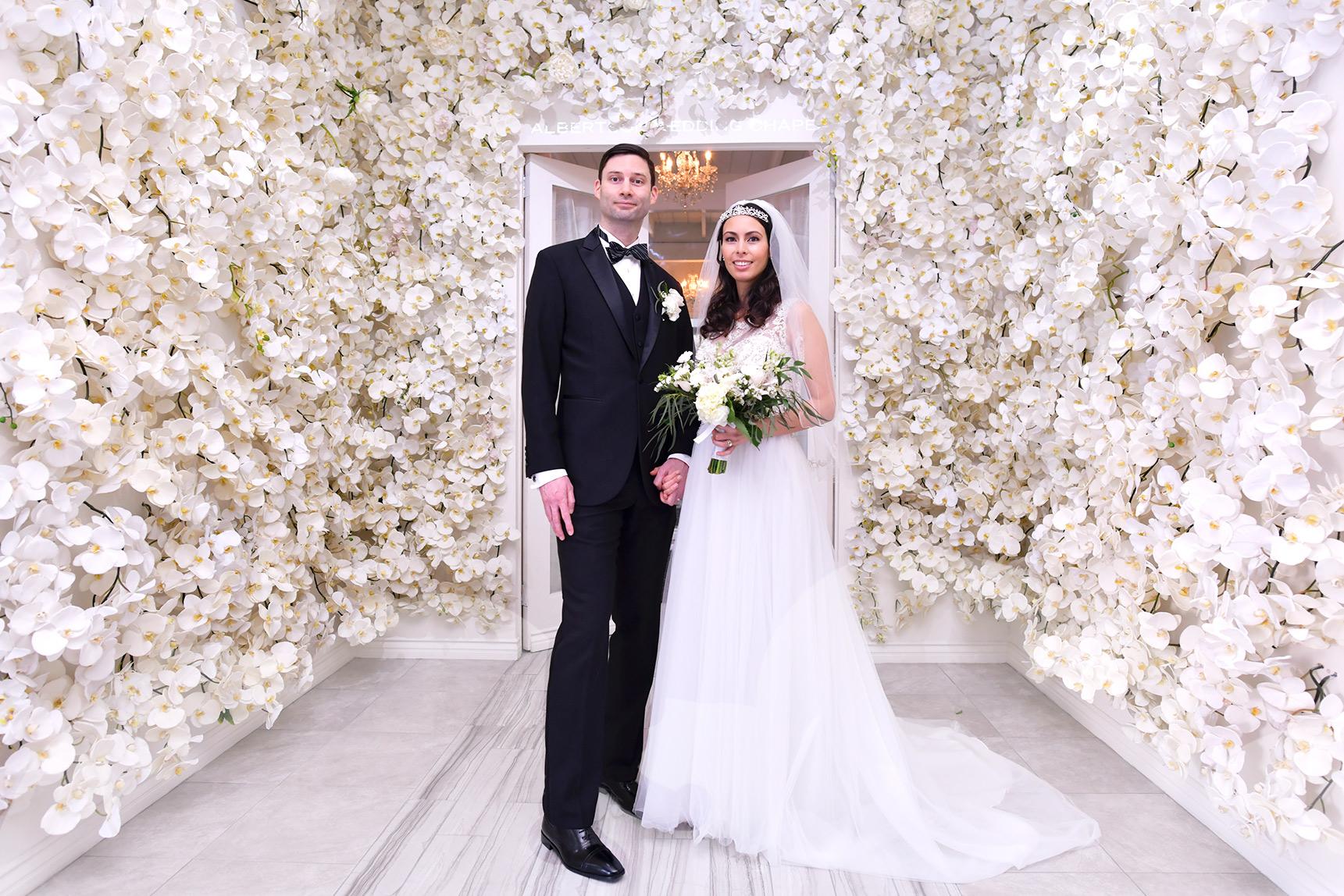albertson wedding chapel photography gallery